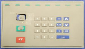 6ES Edger Keypad